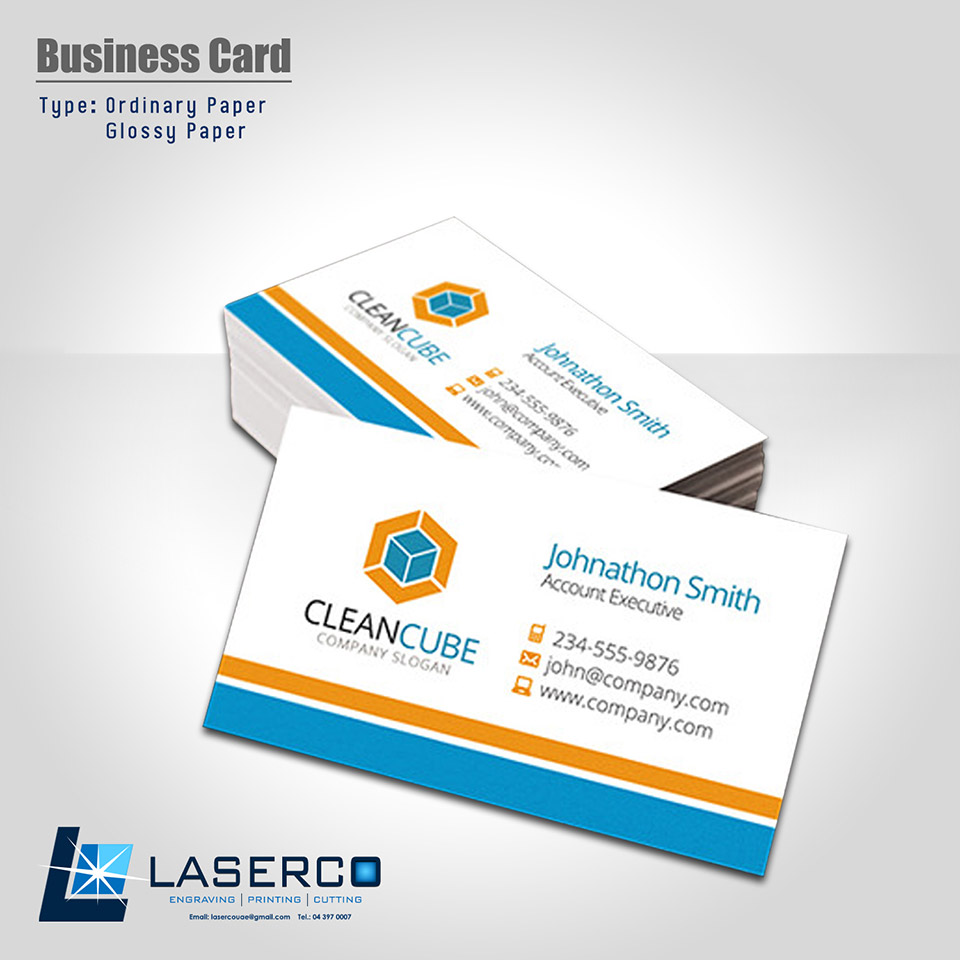 Business Card : Business Card